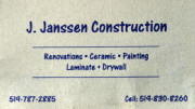 J. Janssen Construction