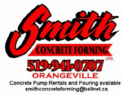 Smith Concrete Forming